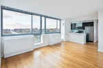 Amazing Alcove Studio in Fort Greene Lux Building with a Beautiful Open Kitchen