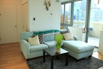 Superb 1 Bed in Ultra Lux Fort Green Building with a Great Rooftop Terrace